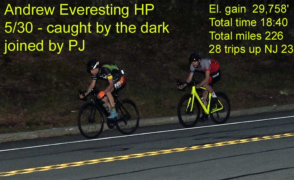 Everesting High Point