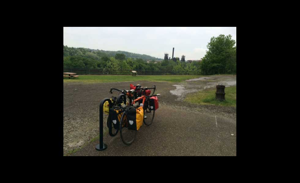 Great Allegheny Passage 2015