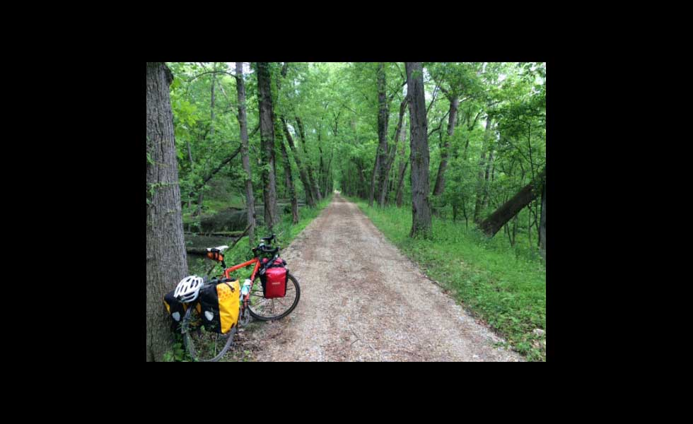C&O Canal Towpath 2015